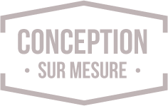 Conception sur mesure
